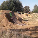 Dirtpark Wetzlar Mtb Kicker Fahrrad Schanze Bauen 07