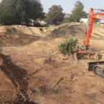 Dirtpark Wetzlar Mtb Kicker Fahrrad Schanze Bauen 14