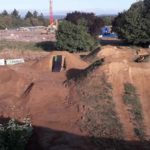 Dirtpark Wetzlar Mtb Kicker Fahrrad Schanze Bauen 21