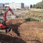 Dirtpark Wetzlar Mtb Kicker Fahrrad Schanze Bauen 23