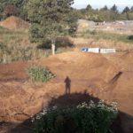Dirtpark Wetzlar Mtb Kicker Fahrrad Schanze Bauen 24