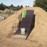 Dirtpark Wetzlar Mtb Kicker Fahrrad Schanze Bauen 35