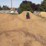 Dirtpark Wetzlar Mtb Kicker Fahrrad Schanze Bauen 36