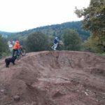 Backyard Pump-track Im Garten Bauen Jossgrund Spessart 13