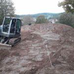 Backyard Pump-track Im Garten Bauen Jossgrund Spessart 15