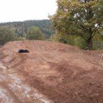 Backyard Pump-track Im Garten Bauen Jossgrund Spessart 17