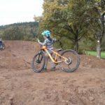 Backyard Pump-track Im Garten Bauen Jossgrund Spessart 21