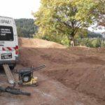 Backyard Pump-track Im Garten Bauen Jossgrund Spessart 22