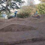 Backyard Pump-track Im Garten Bauen Jossgrund Spessart 27