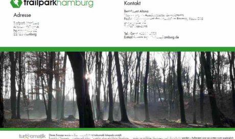 Dirtpark Hamburg, Trailpark Altona, MTB-Trails legalisieren