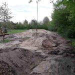 Bikepark Twist Emsland MTB Pumptrack Fiets BMX Baan Bouwen Nederland 015