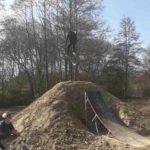 Dirtpark Kierspe Trails Bauen Pumptrack Hersteller Turbomatik 058