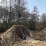 Dirtpark Kierspe Trails Bauen Pumptrack Hersteller Turbomatik 059