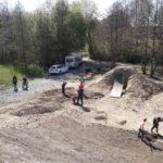 Dirtpark Kierspe Trails Bauen Pumptrack Hersteller Turbomatik 067