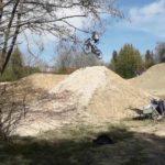 Dirtpark Kierspe Trails Bauen Pumptrack Hersteller Turbomatik 081