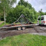 Dirtpark Luedinghausen How To Build A Dirtpark Dirtbike 003
