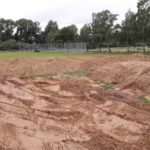 Dirtpark Luedinghausen How To Build A Dirtpark Dirtbike 005