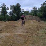 Dirtpark Luedinghausen How To Build A Dirtpark Dirtbike 016