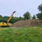Bikepark Luedinghausen How To Build A Dirtpark Dirtbike 001
