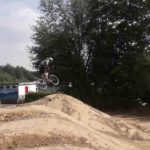 Dirtpark Wickede Dirtanlage Dirtbikeanlage Dirt-Bike-Park 025