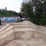 Dirtpark Wickede Dirtanlage Dirtbikeanlage Dirt-Bike-Park 027