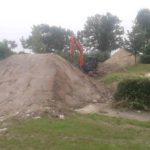 Double Kicker Line Tricksprung Holzkicker Dirtjump Fahrrad Rampe Mtb Dirtpark Ahaus 003