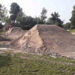Double Kicker Line Tricksprung Holzkicker Dirtjump Fahrrad Rampe Mtb Dirtpark Ahaus 010