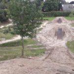 Double Kicker Line Tricksprung Holzkicker Dirtjump Fahrrad Rampe Mtb Dirtpark Ahaus 011