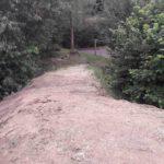 Double Kicker Line Tricksprung Holzkicker Dirtjump Fahrrad Rampe Mtb Dirtpark Ahaus 012