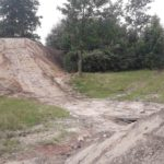 Double Kicker Line Tricksprung Holzkicker Dirtjump Fahrrad Rampe Mtb Dirtpark Ahaus 014