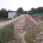 Double Kicker Line Tricksprung Holzkicker Dirtjump Fahrrad Rampe Mtb Dirtpark Ahaus 015