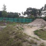Double Kicker Line Tricksprung Holzkicker Dirtjump Fahrrad Rampe Mtb Dirtpark Ahaus 016