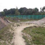 Double Kicker Line Tricksprung Holzkicker Dirtjump Fahrrad Rampe Mtb Dirtpark Ahaus 017