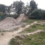 Double Kicker Line Tricksprung Holzkicker Dirtjump Fahrrad Rampe Mtb Dirtpark Ahaus 018