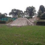 Double Kicker Line Tricksprung Holzkicker Dirtjump Fahrrad Rampe Mtb Dirtpark Ahaus 020