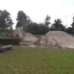 Double Kicker Line Tricksprung Holzkicker Dirtjump Fahrrad Rampe Mtb Dirtpark Ahaus 021