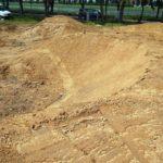 Mountainbike Streckenbau Dirtpark Griesheim Bikepark 008