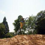 Mountainbike Streckenbau Dirtpark Griesheim Bikepark 015