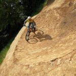 Mountainbike Streckenbau Dirtpark Griesheim Bikepark 017
