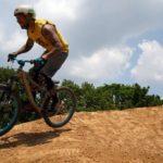 Mountainbike Streckenbau Dirtpark Griesheim Bikepark 018