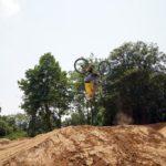 Mountainbike Streckenbau Dirtpark Griesheim Bikepark 020