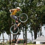 Mountainbike Streckenbau Dirtpark Griesheim Bikepark 021