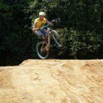 Mountainbike Streckenbau Dirtpark Griesheim Bikepark 022