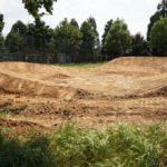 Mountainbike Streckenbau Dirtpark Griesheim Bikepark 026