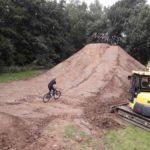 Dirtpark Niedersachsen Salzbergen Pumptrack Mountainbikeanlage 008