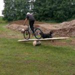 Dirtpark Niedersachsen Salzbergen Pumptrack Mountainbikeanlage 019