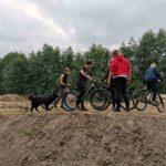 Dirtpark Niedersachsen Salzbergen Pumptrack Mountainbikeanlage 025